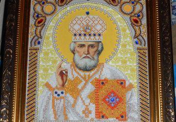 Икона Святого Николая Чудотворца