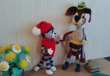 Мастер классы вязания игрушек