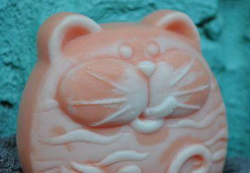 Морской котик (мыло ручной работы)