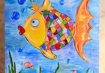 Рыбка испольнительница желаний