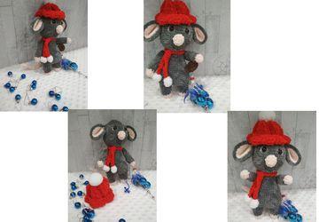 Мышонок Шуршик