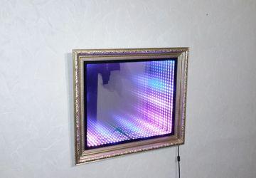 Зеркало светомузыкальное