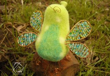 Зеленая Мушка