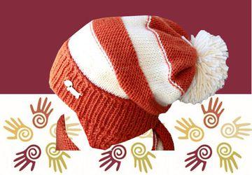Комплект для мальчика (шапка и снуд)