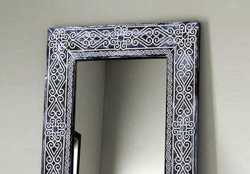 Зеркало на стену. Этнический стиль