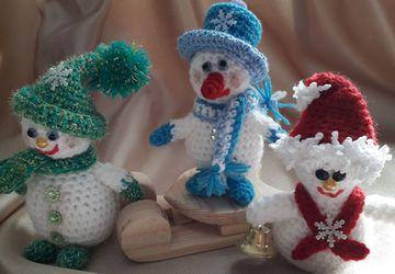 Снеговята- весёлые ребята
