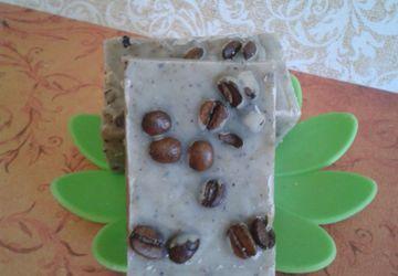 Натуральное Кофейное мыло