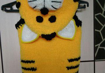 Жилетка тигр