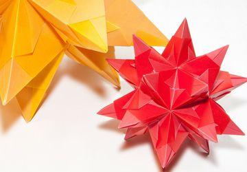 Оригами: Цветы из бумаги. Идеи и пошаговая реализация