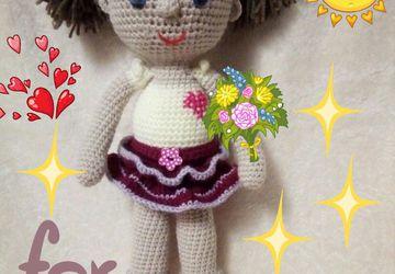 Кукла Энди