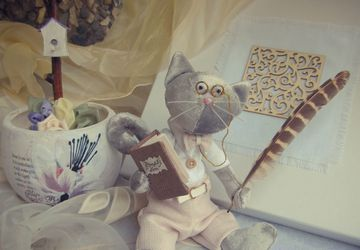 Ученый кот Левша