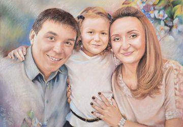 Портрет семейный