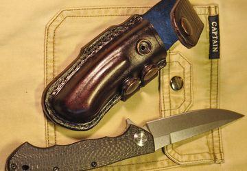 Ножны для Координала, zt 454, как пример