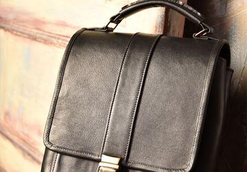 """Мужской планшет сумка """"Jean"""" с кожаной подкладкой"""
