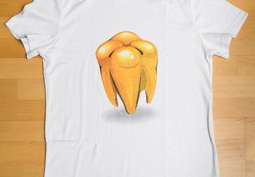 Классическая футболка Gold Tooth Co