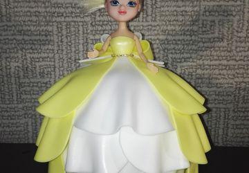 Кукла светильник настольный Изолон