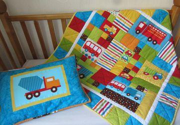 Коврик для игр и подушка