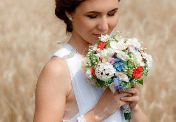 Букеты для невест.