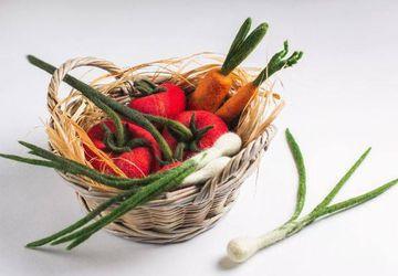 Тестирование кардочеса на примере овощей. Марина Храпова