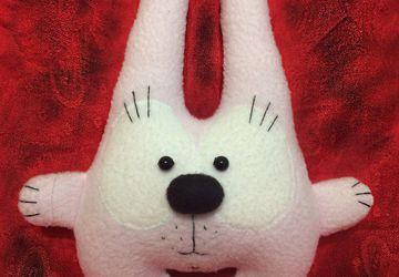 Зайчонок симпатяжка