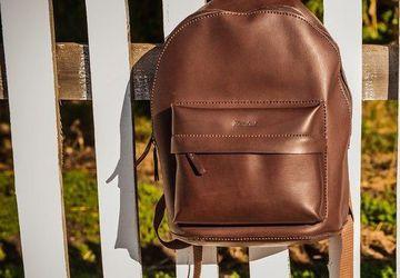 Рюкзак из кожи BOXI