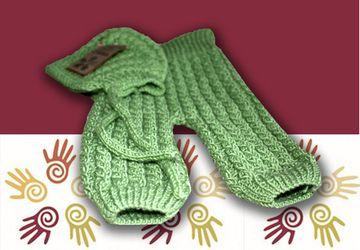 Комплект для новорожденного шапочка-чепчик и штанишки