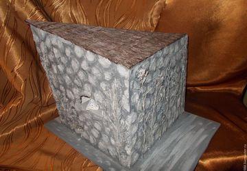 Румбокс, кукольный домик с мебелью.