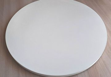 Крутящийся центр стола 50 см для сервировки по китайски