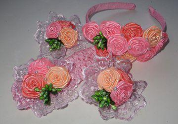 """Комплект"""" Розы"""""""