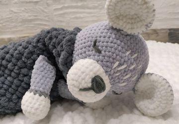 Пижамница Мышонок или хранитель пижамки и детских снов