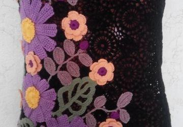 Топ летний Чудовы цветы