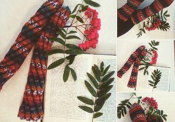 Носки-осень
