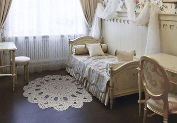 Ажурный ковёр