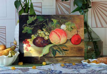 Фруктово-ягодный натюрморт