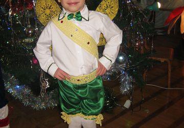 """Новогодний костюм принц эльф из сказки """"Дюймовочка"""""""