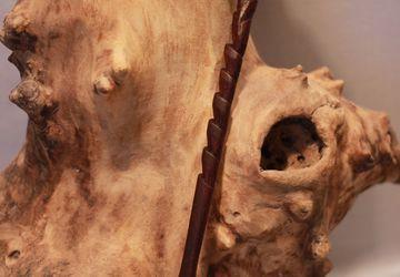 Ложечки для специй деревянные резные ручная работа.