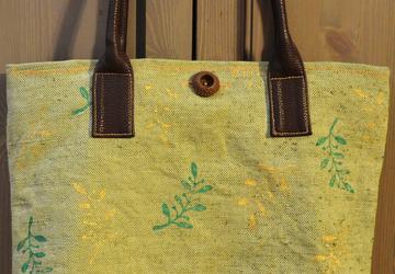 Авторская сумка (брезент)