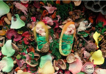 Сказочные Эльфы малыши