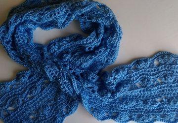 Новый шарф!