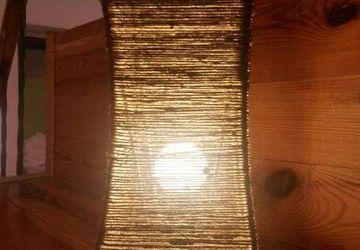 Прикроватный светильник ручной работы