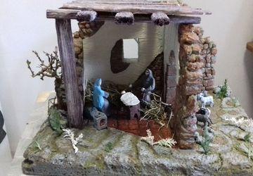 Домики: Рождественский вертеп