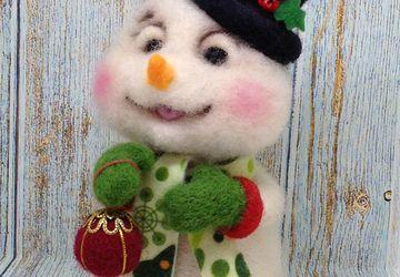 Снеговик Боря