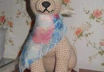 чихуахуа в шарфике