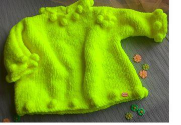 """Платье для малышки """"Яркий цветок"""""""