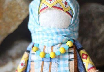 Кукла Крупеничка.