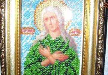 """Икона """"Святая Мария Египетская"""""""