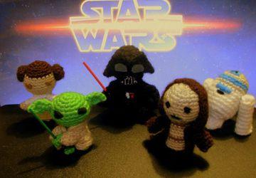 """Коллекция игрушек """"Звездные войны"""""""