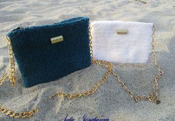 Стильные сумки и косметички Handmade