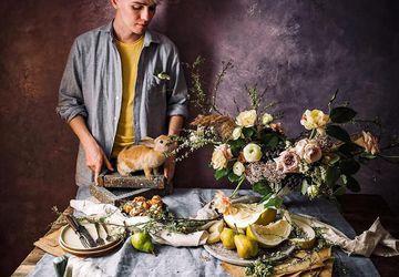 Кулинарный мастер-класс с Андреем Тульским