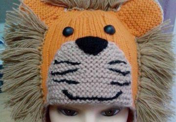 Детские наборы (шапочка+шарф)